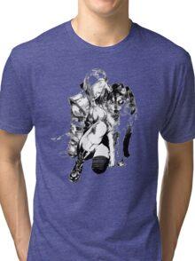 Sniper Wolf - MGSV Tri-blend T-Shirt