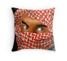 Jihadi Throw Pillow