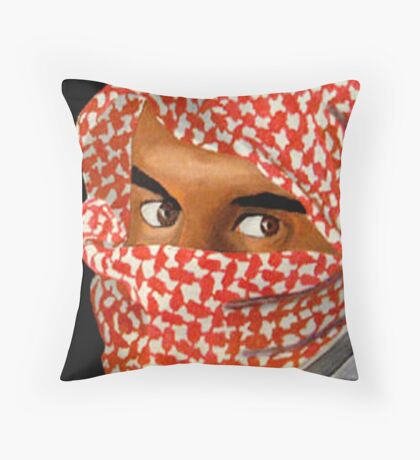 Jihadi Throw Pillow