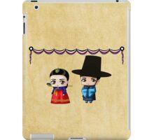 Korean Chibis iPad Case/Skin