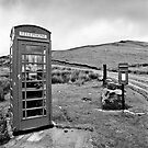 Communication Point, Mid Wales by Tim Collier