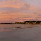 shell bay sunset by adouglas