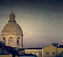 Igreja de Santa Engracia, Lisboa by MickP