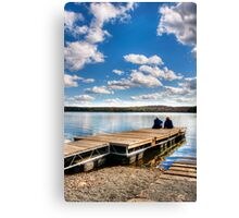 time together Canvas Print