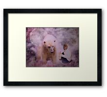 Everyone Needs A Little Love Framed Print