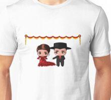 Spanish Chibis Unisex T-Shirt