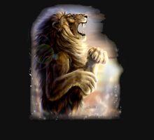 Panthera leo Womens Fitted T-Shirt