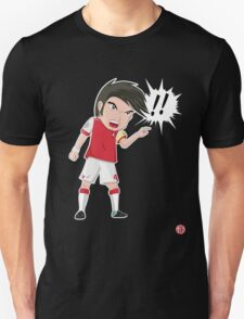 Chibi Cesc!! Unisex T-Shirt