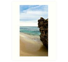 Bennion Beach, Trigg - WA  Art Print