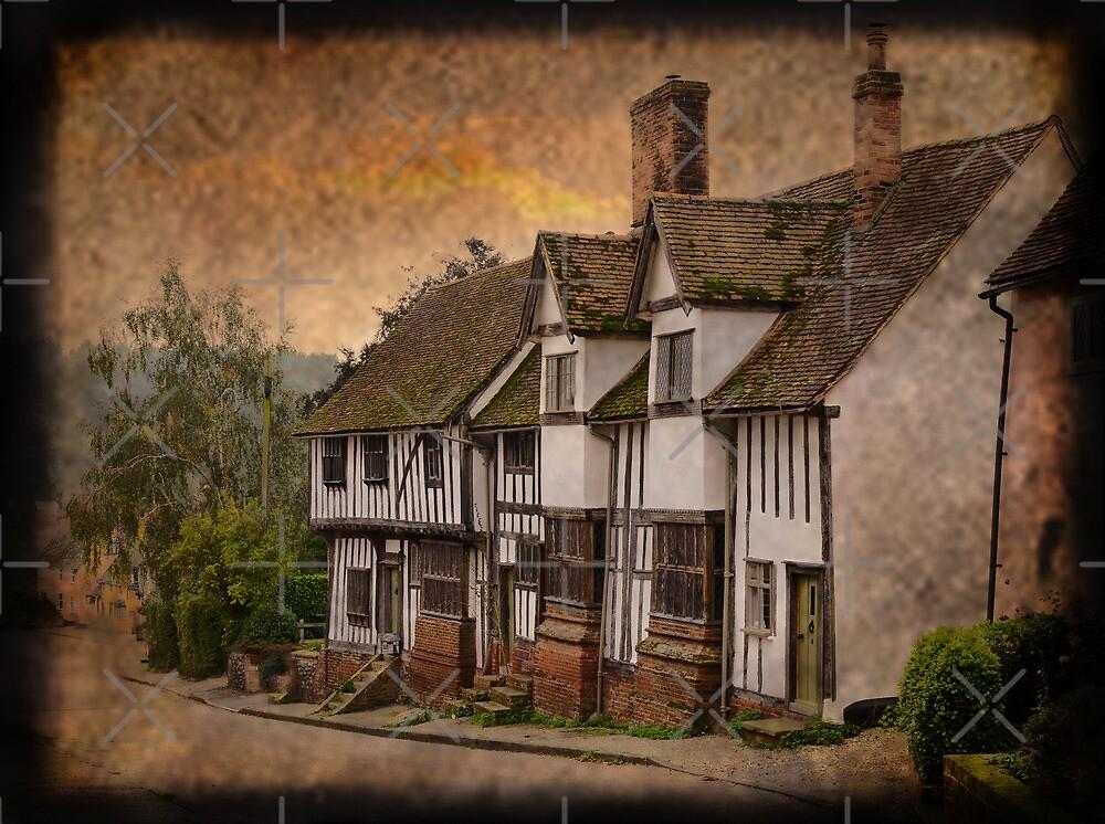 Period Suffolk Homes by Geoff Carpenter