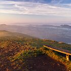 Living on the Malvern Hills Calendar 2012 by Cliff Williams