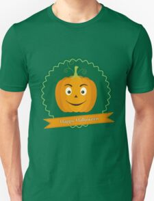 Sweet pumpkin on Halloween T-Shirt