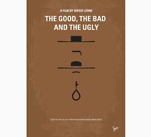 No090 My The Good The Bad The Ugly minimal movie poster Unisex T-Shirt