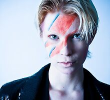 Ziggy played guitar by Anna Achmatowicz- Otok