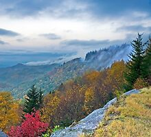 Lifting Fog by PaulWilkinson