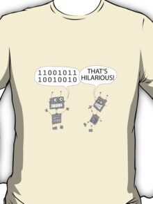 Jokes in binary T-Shirt