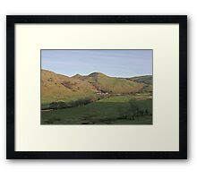 Tranquility in Scotland Framed Print