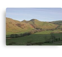 Tranquility in Scotland Canvas Print