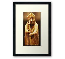 Bishop Framed Print