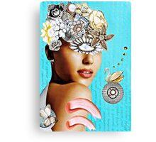 Fleur De Charisma Canvas Print
