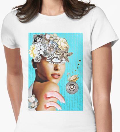 Fleur De Charisma Womens Fitted T-Shirt