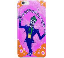 Joker Day of the Dead iPhone Case/Skin