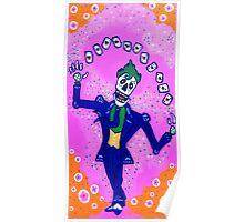 Joker Day of the Dead Poster