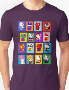 Hero Kitty  T-Shirt