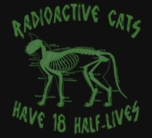 Radioactive Cats Kids Clothes