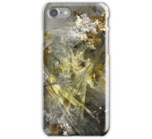 Frozen Castle - Abstract CG iPhone Case/Skin