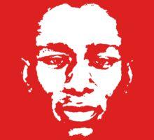 Mos Def Yasiin Bey stencil Kids Tee