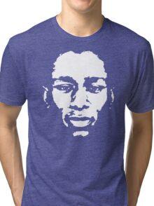 Mos Def Yasiin Bey stencil Tri-blend T-Shirt