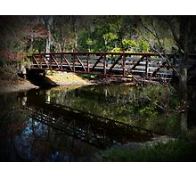 Bridge Over Untroubled Waters Photographic Print