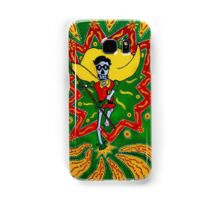 Robin Day of the Dead Samsung Galaxy Case/Skin
