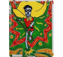 Robin Day of the Dead iPad Case/Skin