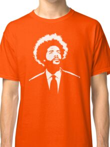 Questlove The Roots stencil Classic T-Shirt