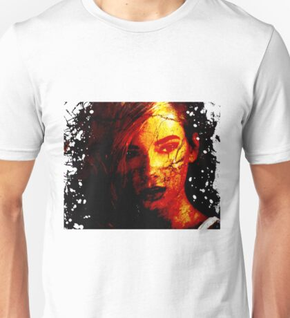 Engraved In Marble Unisex T-Shirt