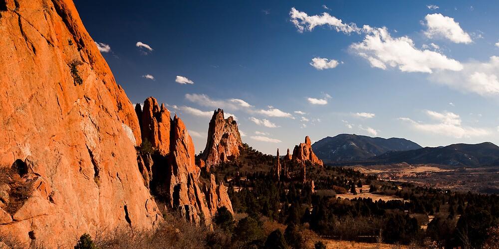 Garden of the Gods - Colorado Springs, Colorado, USA by Ashpix