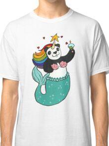 Panda of awesomeness Classic T-Shirt