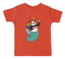 Panda of awesomeness Kids Tee