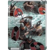 Vikings wading iPad Case/Skin