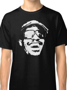 Stevie Wonder new stencil Classic T-Shirt