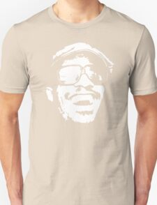 Stevie Wonder new stencil Unisex T-Shirt