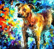 Dog by DigitalLeonid