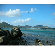 Orient Bay - Saint Martin  Photographic Print