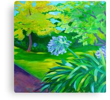 Somersby Garden Canvas Print