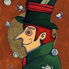 Mad Hatter (SOLD) by Donnahuntriss