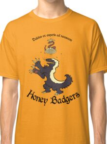Team Honey Badgers Classic T-Shirt