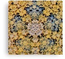 'Precious Clusters' Canvas Print