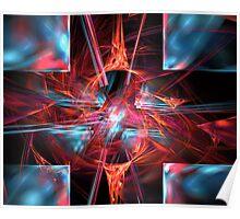 Framed Color EBSQ Art Print Poster